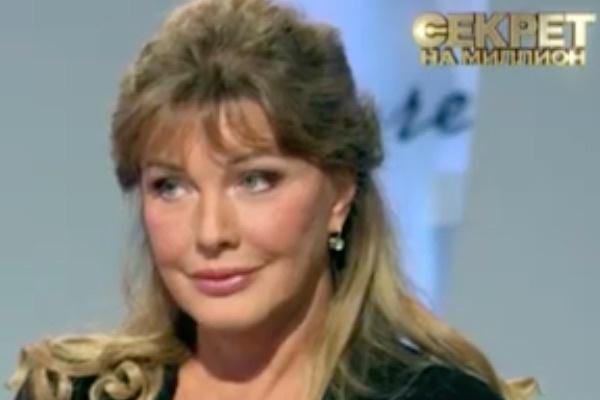 Елена Проклова в гостях у Леры Кудрявцевой