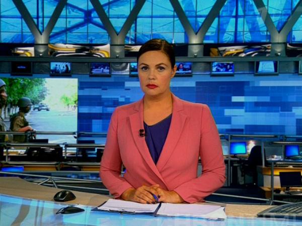 Екатерина Андреева ведет популярную новостную передачу с января 1997 года