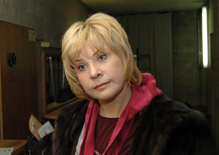 Татьяна Догилева развелась с Мишиным в 2008 году