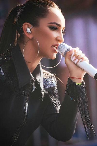 Певица всегда готова бороться с несправедливостью