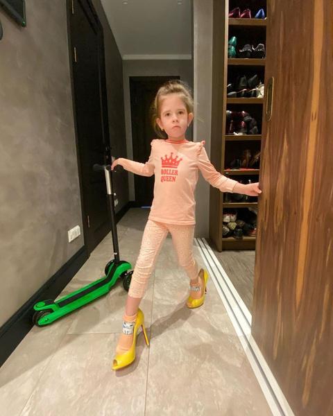 Супруги растят пятилетнюю дочь