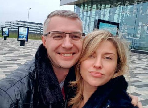 Муж Екатерины Архаровой объяснил причину своего исчезновения