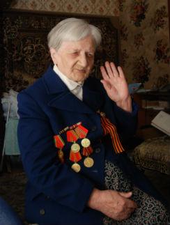 Ирина Волуйская: «На войне было тяжело, но так жестоко, как сейчас, со мной не поступали»