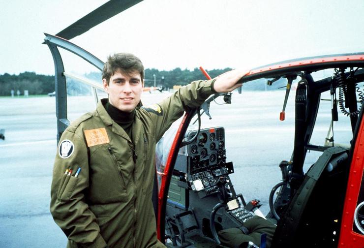 Эндрю хотел посвятить жизнь служению в армии