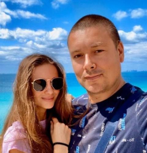 Вика и Андрей Чуевы