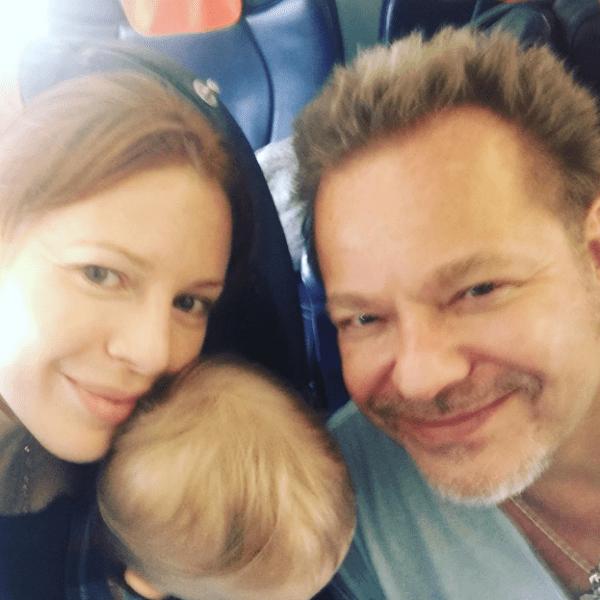 Наталья и Владимир теперь путешествуют только с сыном