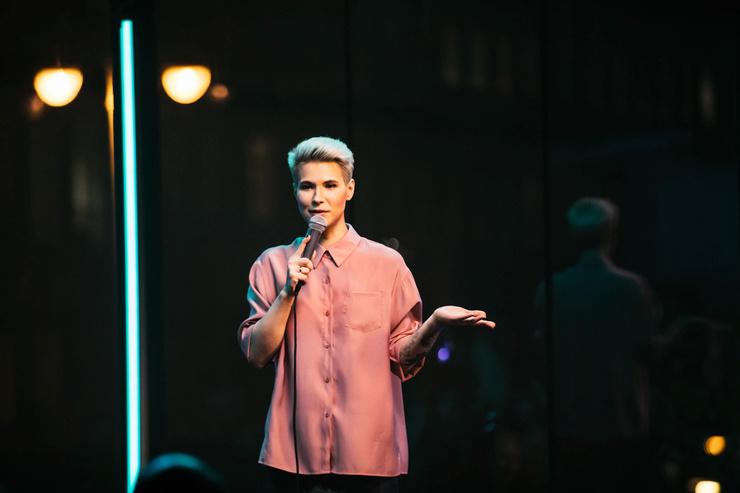 Зоя Яровицына выиграла 2,5 миллиона в «Comedy Баттл»