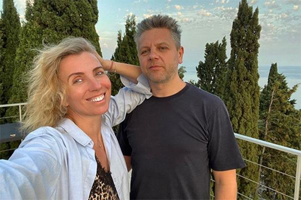 ...ну а Светлана в 2020-м вышла за Сергея Харченко