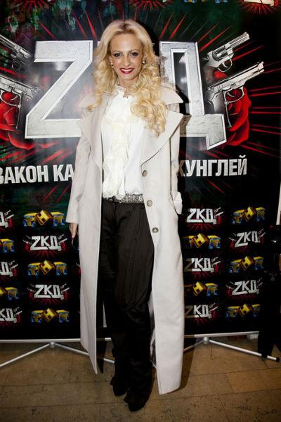 Полина Максимова высоко оценила работу молодых актеров