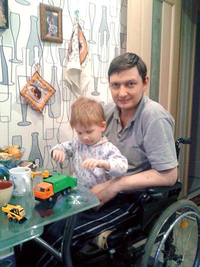 Влад Пугачев хочет, чтобы у сына Жени был здоровый папа