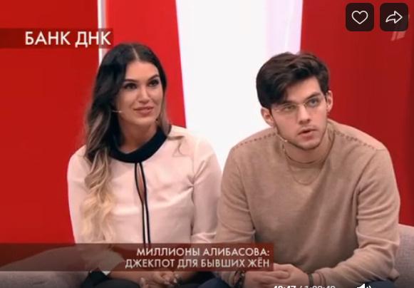 Виолетта Гришина с братом Ильей