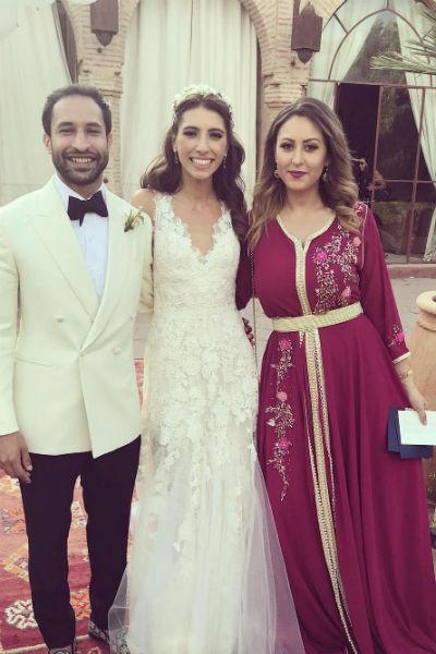 Инга и ее избранник несколько месяцев готовились к свадьбе