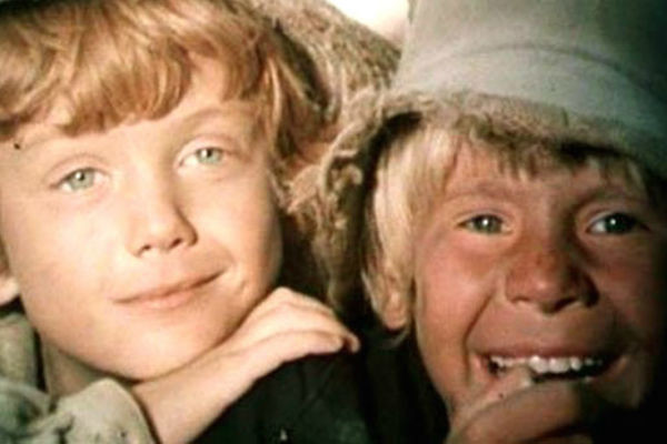 Фильм о приключениях двух мальчишек полюбился многим советским детям