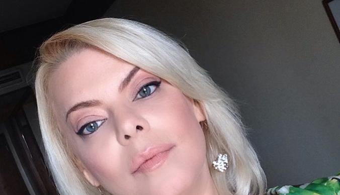 Яна Поплавская едва не сорвалась с седьмого этажа