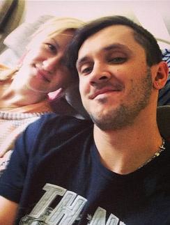 Максим Траньков и Татьяна Волосожар - вместе и на работе, и на отдыхе