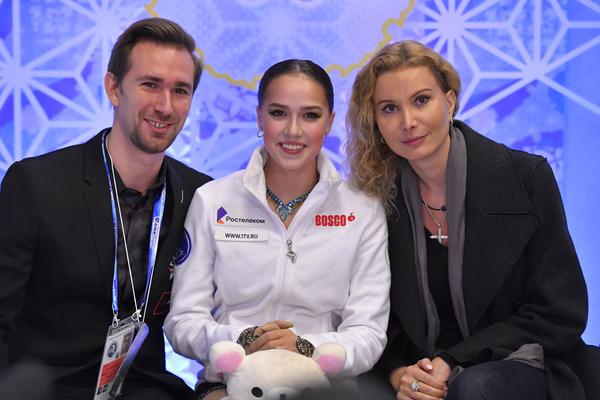Конец карьеры? Алина Загитова снялась с соревнований на следующий сезон