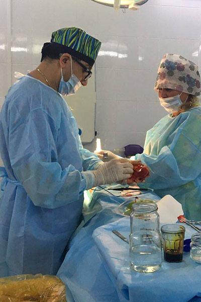 Операция по увеличению груди Марины Мексики прошла успешно