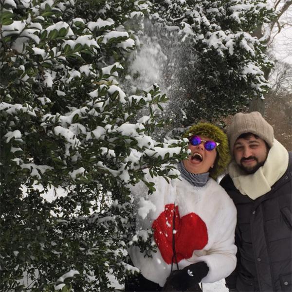 Анна Нетребко и Юсиф Эйвазов производят впечатление очень гармоничной пары