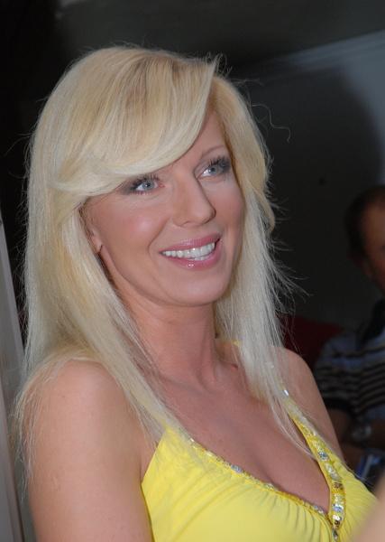 Наталья Ветлицкая своровала в магазине