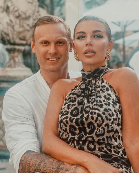 Янис Тимма и Анна Седокова