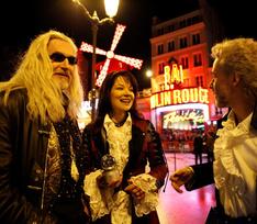 Никита Джигурда и группа «Мираж» устроили пьяный дебош в Париже