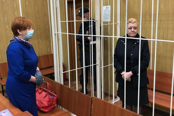 Дрожжину и Цивина задержали