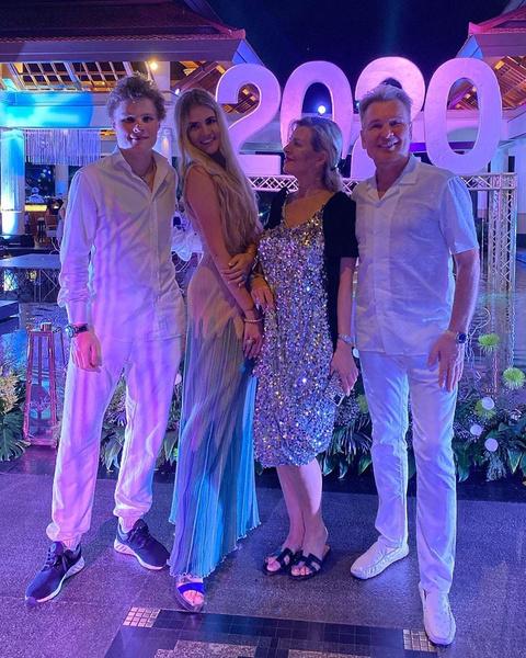 Жена Александра Малинина опровергла пластические операции