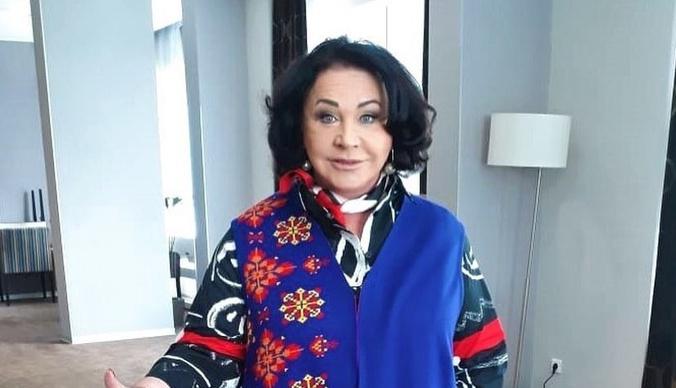 Надежда Бабкина опубликовала обнаженное фото