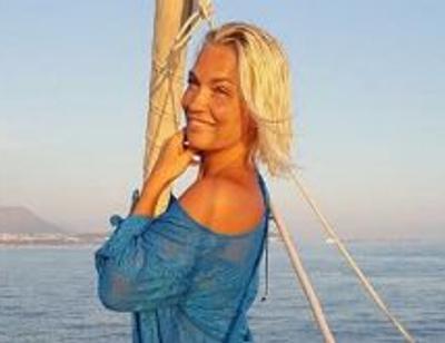 Юлия Костюшкина страдает на отдыхе без мужа