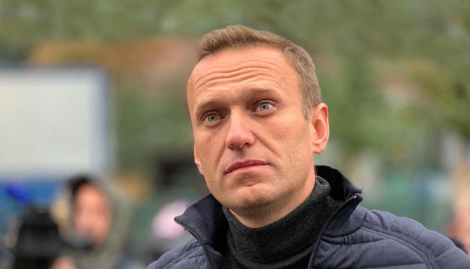 Первое фото Алексея Навального из больничной палаты