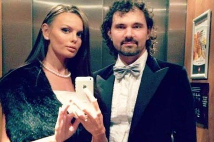 Дмитрий Лошагин и Юлия