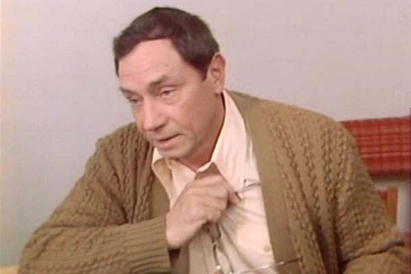 Как и супруга, Владимир Ушаков играл в картине «Следствие ведут знатоки»