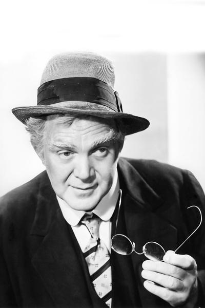 Томас Митчелл оставался востребованным актерам и до, и после «Унесенных ветром»