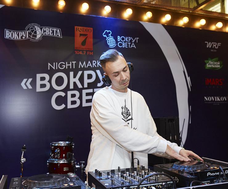 DJ Ewan Johansson
