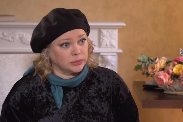 Ольга Машная не оценила цветовую гамму нового интерьера