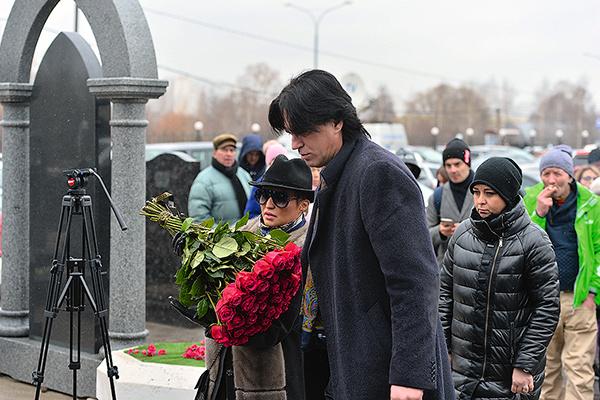 Катя Лель с супругом Игорем