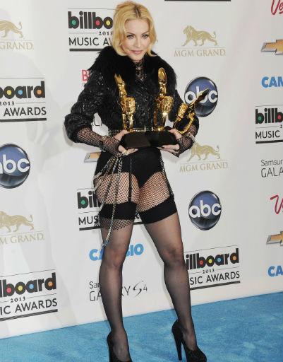 Мадонна признана самой богатой женщиной-музыкантом по версии Книги рекордов Гиннесса