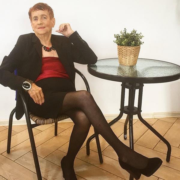 Бабушка Андрея Чуева