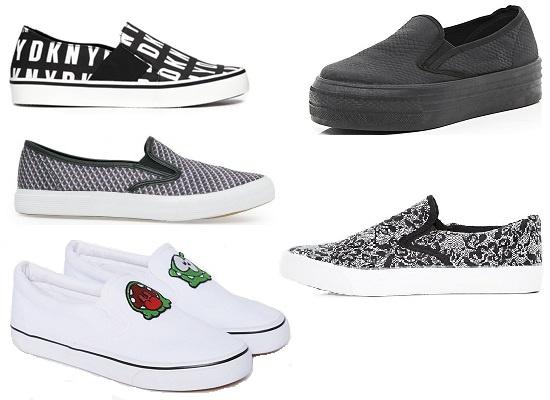 Слева: DKNY, Mango, Cut the Rope&Trends Brands. Справа: River Island, New Look