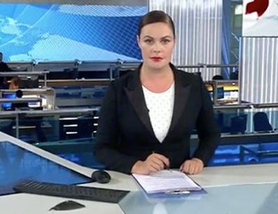 Екатерина Андреева вернулась в вечерний эфир Первого канала после скандала