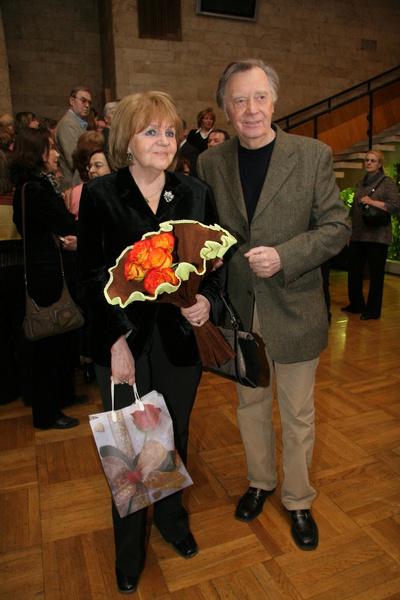 Супруга до последнего поддерживала Кузнецова в борьбе с болезнью
