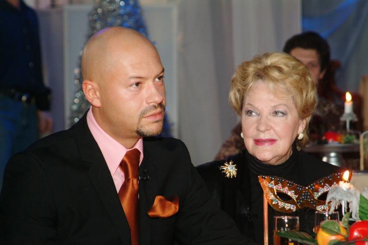 Федор Бондарчук и Ирина Скобцева