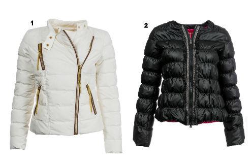 Куртка Michael Kors и куртка Blumarine