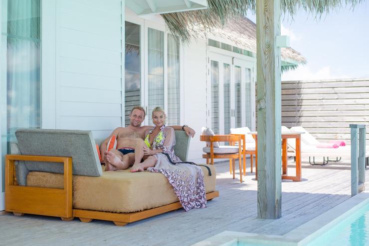 Поездка на Мальдивы в мае стала красивым финалом в отношениях пары