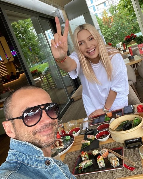 Наталья Рудова и Александр Орлов