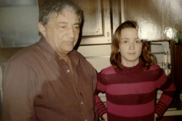 На камеру Успенский демонстрировал идиллию в семье