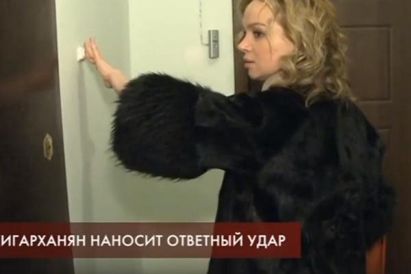 Виталина не может попасть в собственную квартиру