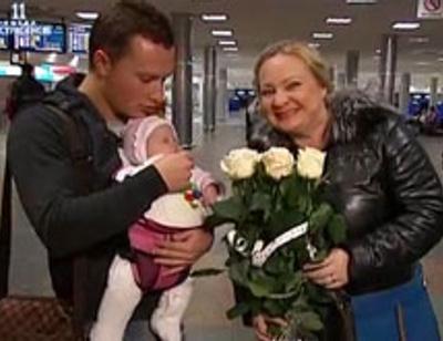 Светлана Пермякова показала дочь Варю