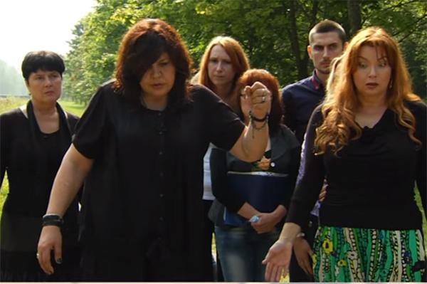Вера Сотникова уверяет, что такие эмоции, которые на «Битве экстрасенсов» испытывала она, сыграть невозможно