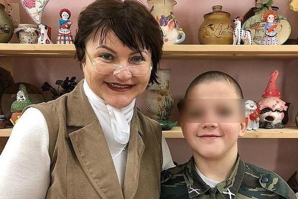 Галина Морозова поссорилась с сыном, потому что тот поздно вернулся домой